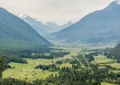 Tirol Splitter   Radweg in Bau – Nassereith/Gurgtal