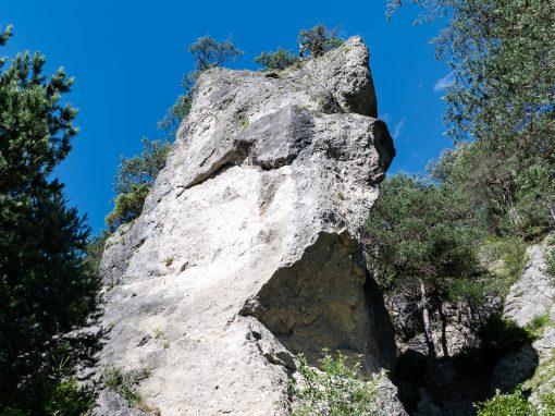 Test Ansicht Tieftal Klettergebiet