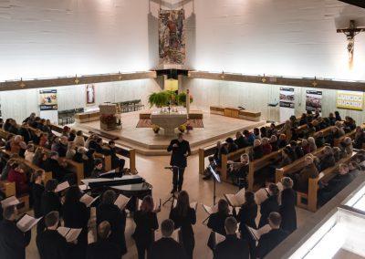 Konzert Brennbichler Kirche