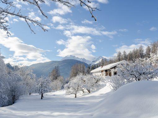 Tirol Splitter | Schnee in Mengen