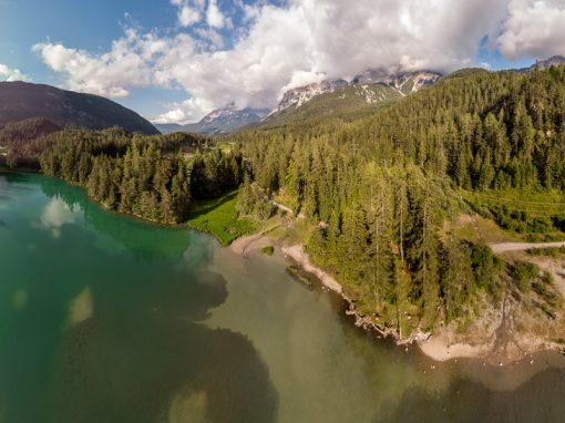 Tirol Splitter | Radtour zum Weissensee
