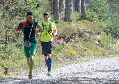 Gore-Tex Transalpine Run 2018 kurz Etappe 2