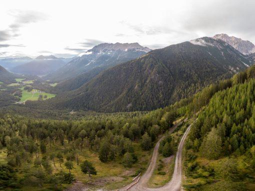 Tirol Splitter / Mountainbike Lehnberghaus