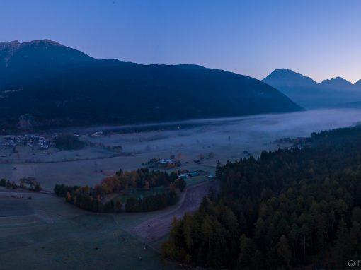 Tirol Splitter | morgens im Gurgltal