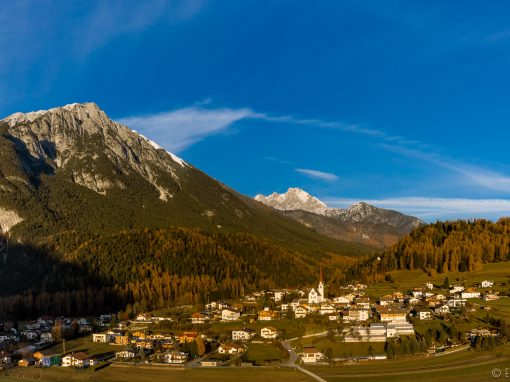 Tirol Splitter | Herbst in Dormitz