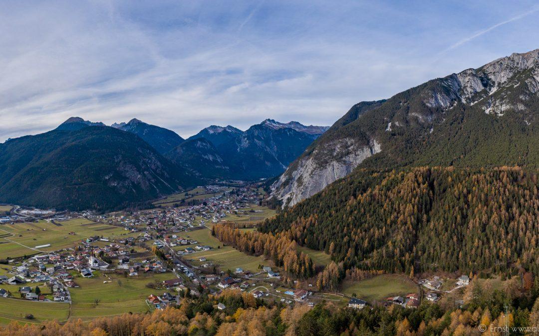 Tirol Splitter | Spätherbst im Panorama