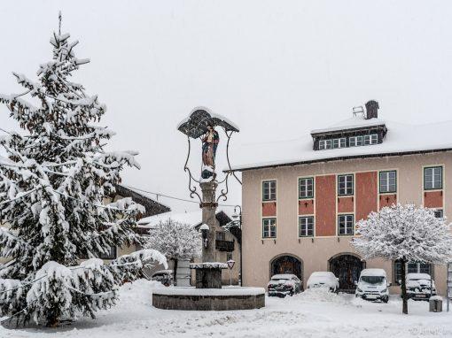 Tirol Splitter | Nassereith im Schnee