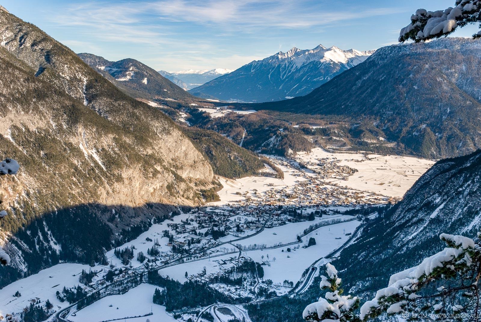 Brunnwaldkopf bei Nassereith / Rückblick 2007