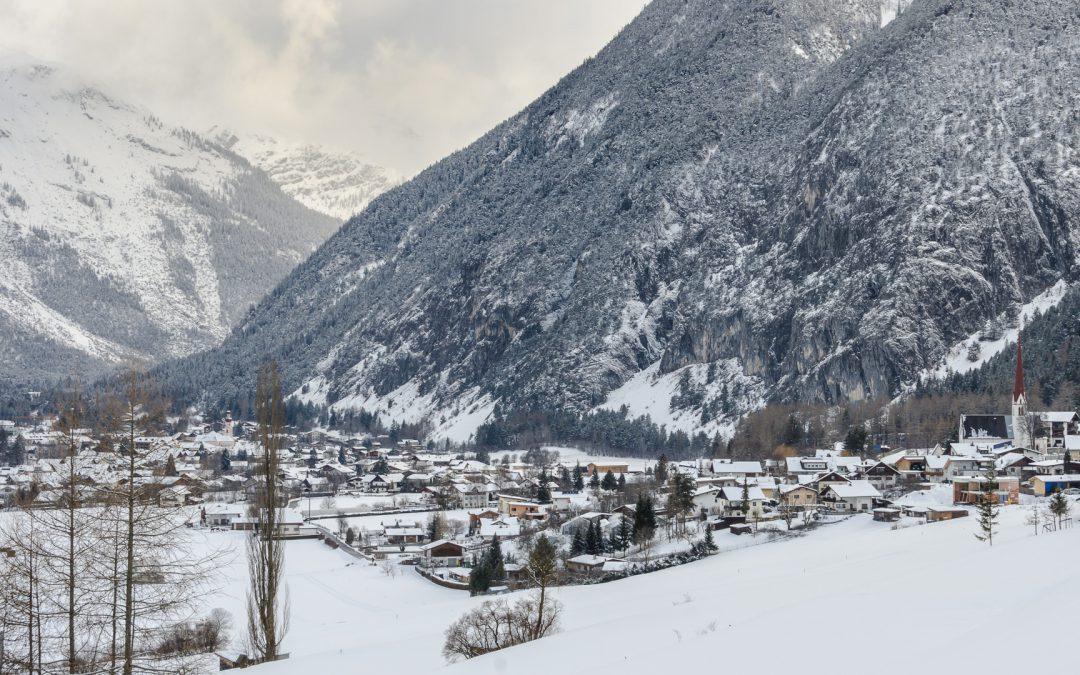 Tirol Splitter See-Eck etwas sonnig