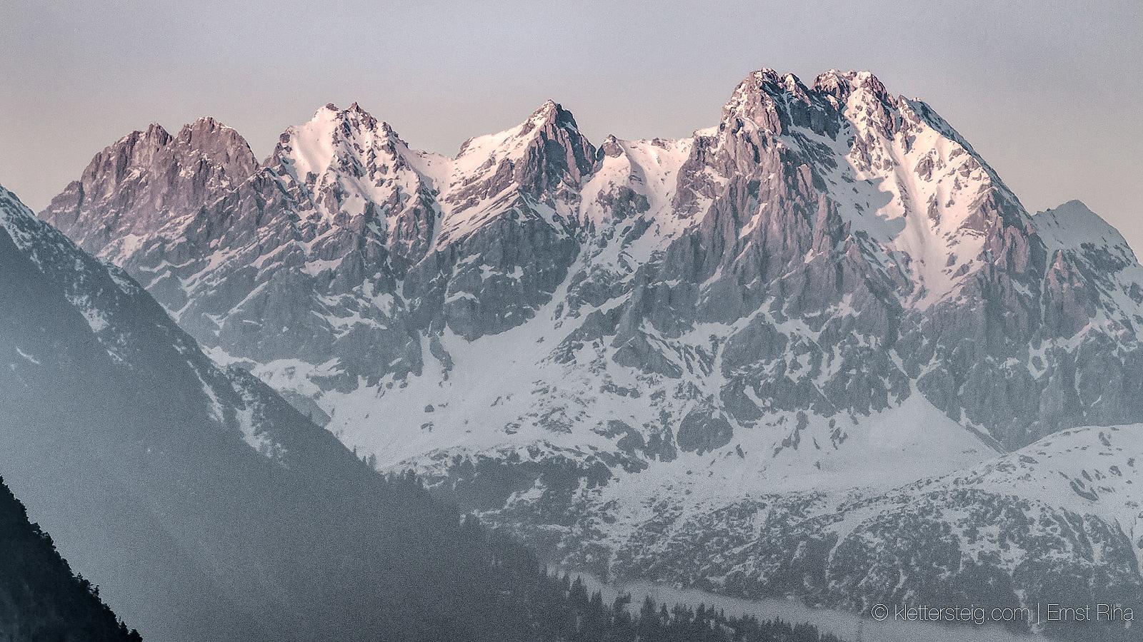 Nassereith Klettergebiet