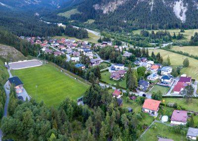 Dorf Splitter | Nassereith wächst