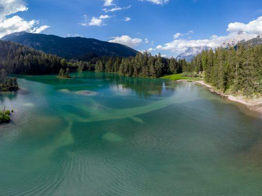 Tirol Splitter | Mit dem Rad um den Wannig