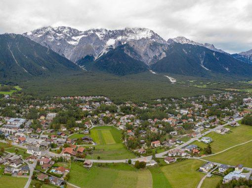 Tirol Splitter| angezuckerte Spitzen am Plateau