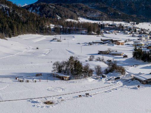 Tirol Splitter | Entlang der Klettergalerie