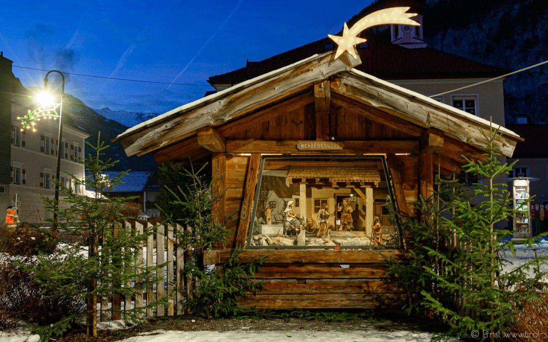 Christkindleinzug in Nassereith 2019